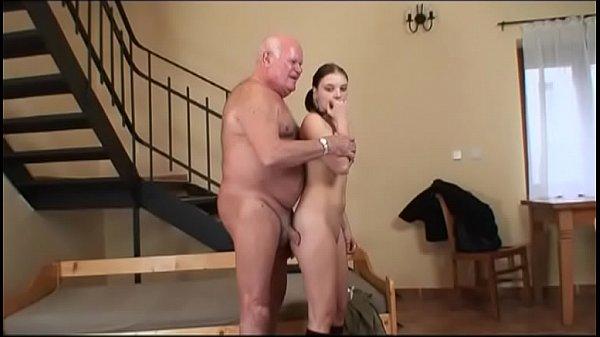 Granddaughter sex grandpa in obscene secrets of families