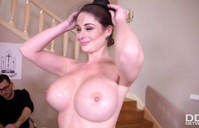 Big Tits Fucked Sucks Long Cock and Spanish Pay